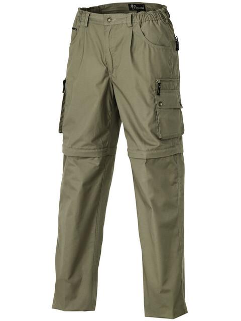 Pinewood Wildmark/Sahara Zip-Off Pants Kids Light Khaki